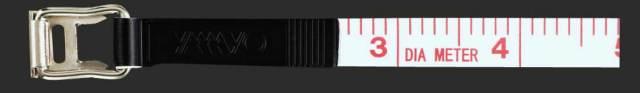 ダイアメータテープ表